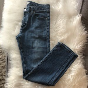 Uniqlo Low Rise Skinny ankle jeans - 30